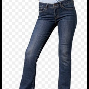 The Limited Flare Blue Jeans Size 2 ( See descrip)